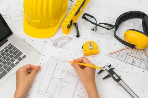 Dibujo y Digitalización de Planos de arquitectura